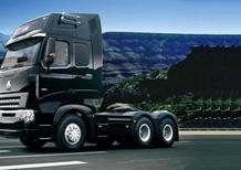 Bán xe ô tô đàu kéo, xe tải nặng HOWO, CAMC, sơ mi rơ-mooc CIMC tại Đà Nẵng