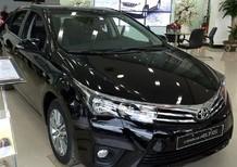 Toyota Corolla Altis 1.8G AT 2017, màu đen, bạc, nâu đồng, hỗ trợ trả góp