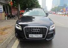 Cần bán gấp Audi Q5 2.0 TFSI Quattro đời 2013, màu xanh, nhập khẩu