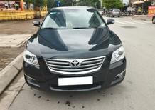 Cần bán Toyota Camry 2.4G đời 2008, màu đen, số tự động