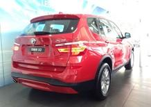 Bán BMW X3 20i xDrive 2017, màu đỏ, nhập khẩu
