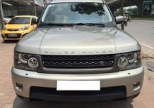Cần bán lại xe LandRover Range rover Sport HSE đời 2011, màu vàng cát, nhập khẩu
