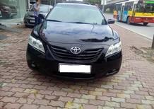 Bán xe Toyota Camry LE đời 2008, màu đen, nội thất kem. Xe nhập khẩu nguyên chiếc Mỹ, chính chủ, xe đẹp xuất sắc