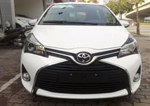 Bán Toyota Yaris Euro 2015 full option, mới 100%, nhập khẩu nguyên chiếc từ Châu Âu, xe đủ màu