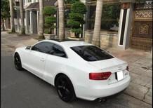 Cần bán lại xe Audi A5 Quattro đời 2010, màu trắng, nhập khẩu nguyên chiếc, còn mới