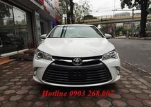 Cần bán xe Toyota Camry XLE 2.5L  đời 2016, màu trắng,đen nhập khẩu