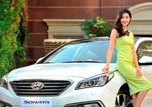 Giá xe Hyundai Sonata 2016 nhập mới, giá tốt nhất Bà Rịa Vũng Tàu - 0938.083.204