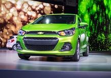Cần bán xe Chevrolet Spark LS đời 2016