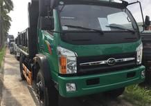 Đại lý bán xe ben Cửu Long TMT giá rẻ có xe giao ngay, Xe tải ben (xe tải tự đổ) TMT Cửu Long hỗ trợ trả góp