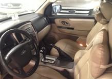 Cần bán lại xe Ford EcoSport XLS năm 2008, màu bạc