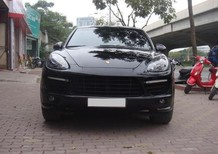 Cần bán Porsche Cayenne Turbo 2011, màu đen, xe nhập