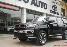 Cần bán xe Toyota 4 Runner  sản xuất 2016, màu đen, xe nhập