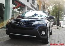 Bán xe Toyota RAV4 Limited đời 2015, màu đen, nhập khẩu