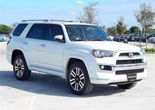 Cần bán xe Toyota 4 Runner  đời 2016, màu trắng, nhập khẩu nguyên chiếc