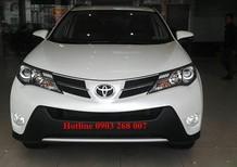 Cần bán Toyota RAV4 đời 2016, màu trắng, xe nhập