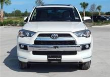 Bán Toyota 4 Runner Limited 4WD mới, màu trắng, nhập khẩu