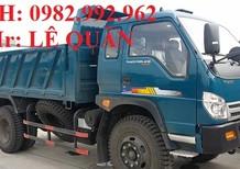 Cần bán Thaco Forland FLD 800C 2016, màu xanh lam, 8 tấn