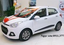 Cần bán xe Hyundai Grand i10 mới đời 2016, màu trắng, liên hệ Ngọc Sơn: 0911.377.773