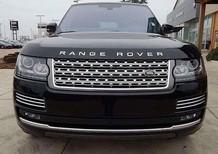 Cần bán xe LandRover Range rover Autobiography LWB 2016, màu đen, nội thất da bò