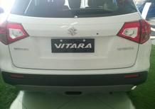 Bán ô tô Suzuki Vitara đời 2016, màu trắng, nhập khẩu nguyên chiếc giá cạnh tranh