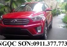 Cần bán xe Hyundai Creta đời 2016, màu đỏ, nhập khẩu giá cạnh tranh