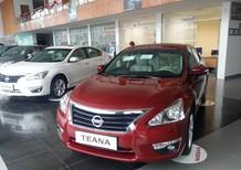 Bán xe Nissan Teana GE 2016, màu đỏ, nhập khẩu nguyên chiếc