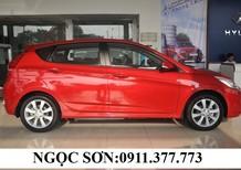 Bán Hyundai Accent Đà Nẵng mới đời 2016, màu đỏ, nhập khẩu chính hãng, liên hệ: Ngọc Sơn: 0911.377.773