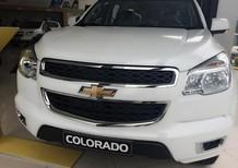 Cần bán Chevrolet Colorado MT đời 2016, màu trắng giá cạnh tranh