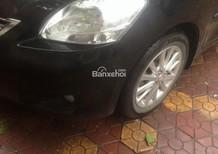 Toyota Vios E màu đen, số sàn, 358tr, nhà một chủ dùng cần bán