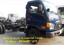 Bán xe tải hyundai hd99 6.5 tấn / xe tải Hyundai HD99 6t5 (6.5 tấn) nâng tải 2016
