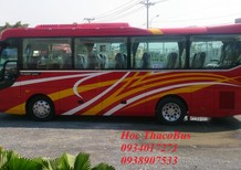 Xe khách chuyên chạy tour cao cấp Thaco Town Tb82S, Xe khách 29 chỗ Trường Hải.