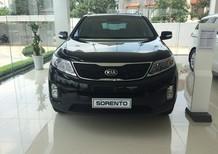 Bán xe Kia Sorento DATH 2016 Vĩnh Phúc, Phú Thọ, màu đen, máy dầu. Liên hệ: 0987.752.064 để được giá tốt nhất
