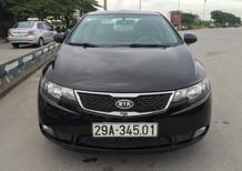 Cần bán gấp Kia Cerato , màu đen, nhập khẩu nguyên chiếc, đẹp như mới, cam kết xe nguyên bản