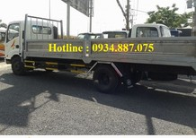 Bán xe tải Veam Hyundai 1t99 2 tấn thùng lửng, Veam thùng lửng vt260 1.99 tấn 2 tấn dài 6.2 mét