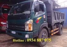 bán trả góp xe ben Cửu Long TMT 7.7 tấn / 7t7 / 7,7 tấn, xe ben 7.7 tấn cửu long TMT