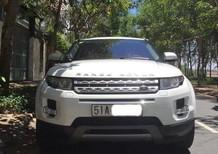Bán xe Range Rover Evoque màu trắng 2013