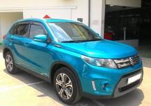 Suzuki Vitara màu xanh nguyên bản cực hiếm có sẵn xe giá tốt kèm nhiều KM tháng 7