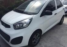 Cần bán xe Kia Morning 1.0 AT 2016, màu trắng, nhập khẩu chính hãng, giá chỉ 320 triệu