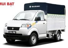 Bán Suzuki Super Carry Pro_ Mui bạt /đời 2016, nhập khẩu, giá tốt LH Ms Trang 0904430966