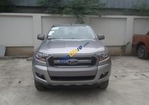 Bán ô tô Ford Ranger XLS 4x2 AT mới, màu xám bạc, tháng mới chương trình hấp dẫn