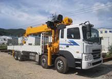 Xe tải gắn cẩu, Chuyên bán và đóng mới các loại xe tải cẩu