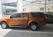 Bán ô tô Nissan Navara EL đời 2016, màu vàng cam, nhập khẩu giá tốt nhất Hà Nội, tặng nắp thùng trị giá 30 triệu