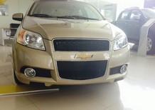 Bán Chevrolet Aveo 2016 vàng hoàng kim, hỗ trợ trả góp đến 80%