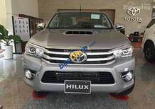 Toyota Hilux 3.0G MT đời 2016, nhập khẩu nguyên chiếc. Hỗ trợ vay lên đến 85%, đủ màu lựa chọn, có xe giao ngay