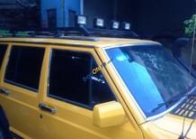 Bán Jeep Cherokee đời 1994, màu vàng, xe nhập chính chủ