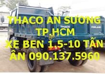 TP. HCM xe ben Thaco Forland FD9500 đời 2016, màu xanh lam, giá 509tr