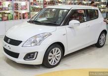 Đại lý Suzuki Việt Anh cần bán Suzuki Swift đời 2016, đủ màu, 530tr nhanh tay liên hệ: 0985 674 683