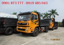 Xe tải ben Dongfeng Trường Giang. Giá xe ben Dongfeng 7.8 tấn 8.5 tấn 9.2 tấn 13 tấn giao ngay