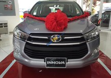 Bán Toyota Innova 2.0E mới nhất 2016, xe giao ngay, hỗ trợ vay 85% giá trị xe