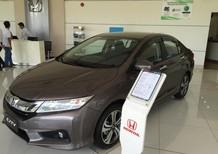 Honda City 2016 - Xe Mới 583tr - Màu titan - Hotline 0938 118 223